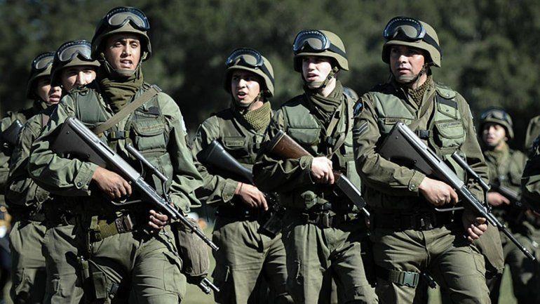 Resultado de imagen para argentina fuerzas armadas